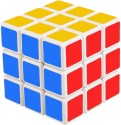 Funrally 3x3x3 Rubik Cube (White Base) - 1 Pieces