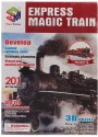Magic Puzzle Express Magic Train 3D Puzzle - 201 Pieces