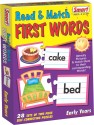 Smart Read & Match First Words - 56 Pieces