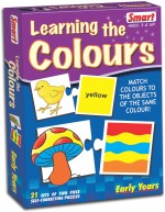 Smart Puzzles Smart Learning the Colours