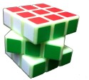 Toy Ville 3x3x3 Magic Rubik Cube - 1 Pieces