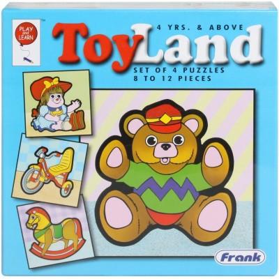 Frank Puzzles Frank Toyland