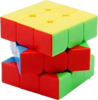 Gadget Bucket Dangi Magic Kung Fu Colorful 3*3*3 (1 Pieces)
