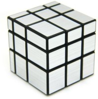 Smiles Creation Shengshou 3x3 Silver Mirror Cube (27 Pieces)