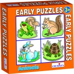 Creative's Puzzles Creative's Early Puzzles Animals