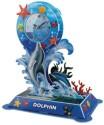 Matrix Educare Pvt. Ltd. 3D Puzzle - Dolphin - 50 Pieces