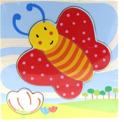 Treasure Trunk Puzzles Treasure Trunk Puzzles thin Butterfly