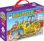 Frank Puzzles Frank Bulldozer