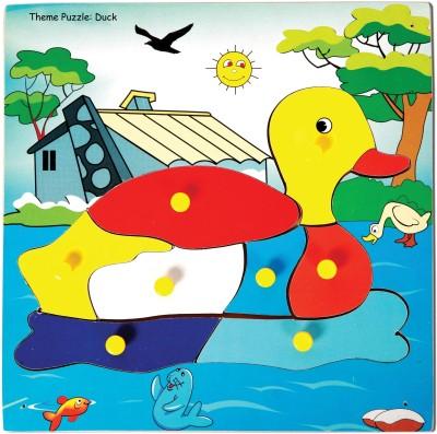 Skillofun Skillofun Theme Puzzle Standard Duck