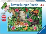 Ravensburger Puzzles Ravensburger Tropical Friends