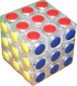 AdraxX 3X3 Anti Pop Up Mechanism Rubik's Cube - 1 Pieces