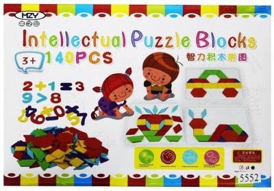 Shopaholic Puzzles Shopaholic Intellectual Puzzle Blocks