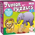 Creative's Junior Puzzles - 2 - 21 Pieces