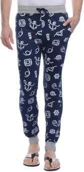 Tab91 Men's Men's Printed Pyjama Pyjama Pack Of 1 - PYJEB47QNFASDYJA