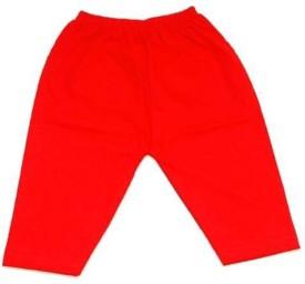 Kids Hub Girl's Plain Colour Pants Pyjama