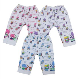 Littly Baby Boy's Cotton Pyjama Pyjama Pack Of 3