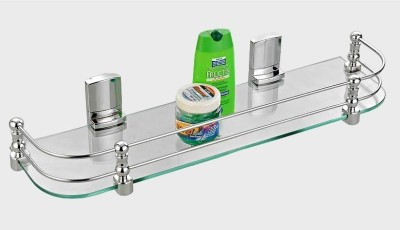 CIPLA Plast Bathroom Glass 1 - Shelf Rack Glass