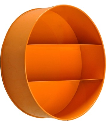 Logam-Metal-Sphere-Orange-Iron-Wall-Shelf