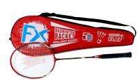 Megaplay FX G4 Strung Badminton Racquet (Red, Weight - 90)