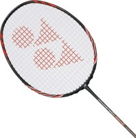 Yonex Nanospeed 9900 G4 Strung Badminton Racquet Metal Orange, Weight - 3U