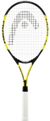 Head Titanium 1000 G3 Strung Tennis Racquet (Weight - 280)