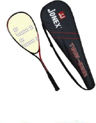 JJ JONEX SUPERIOR QUALITY 9201 Strung Squash Racquet (Multicolor, Weight - 250 g)