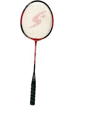 RMB Warz-60 G4 Strung Badminton Racquet (Multicolor, Weight - 98 g)