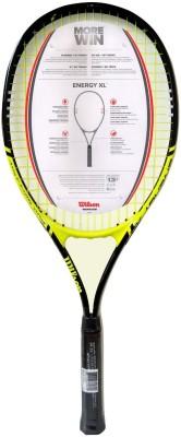 Wilson Energy XL 3 Tennis Racquet 3.875 Tennis Racquet (Black, Weight - 350 g)