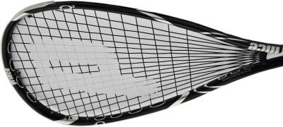 Prince Team Black Original 800 G0 Strung Squash Racquet (Black, Weight - 136 g)