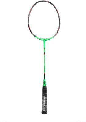 ASHAWAY PHANTOM EDGE G2 Badminton Racquet (Green, Black, Weight - 85 g)