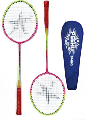 Star X Peehu550 G4 Strung Badminton Racquet (Multicolor, Weight - 105 g)