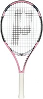 Prince Pink25 G0 Strung Tennis Racquet (Multicolor, Weight - 235 G)