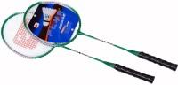 Plyr PRO-81 G4 Strung Badminton Racquet (Green, Weight - 100)