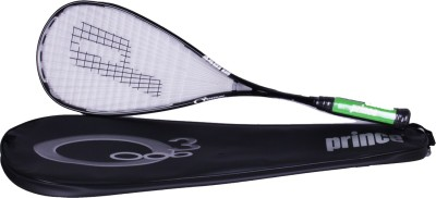 Prince O3 SP G3 Strung Squash Racquet (Black, Weight - 110 g)