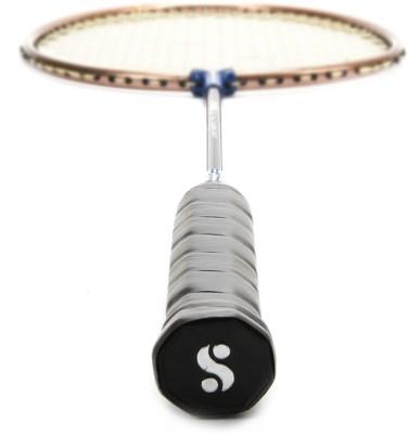 Silver's Graphic-21 G3 Strung Badminton Racquet (Multicolor)