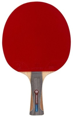 Artengo FR 950 Strung Table Tennis Racquet (Red, Black, Weight - 120 g)