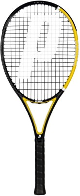 PRINCE THUNDERSCREAM 4.375 Strung Tennis Racquet (Yellow, Black, Weight - 289 g)