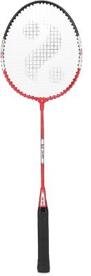 Silver's SB-818 Gutted G3 Strung Badminton Racquet (Assorted, Weight - 96)