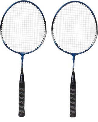 Blue Dot Ballbeer 5 Strung Badminton Racquet (Multicolor, Weight - 300 g)