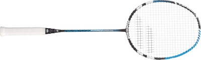 Babolat N-Force Essential G2 Strung Badminton Racquet (Blue, Weight - 84)