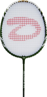 DSC Dx-08 Green/White/Black G4 Strung Badminton Racquet (Green, White, Black, Weight - 85 g)