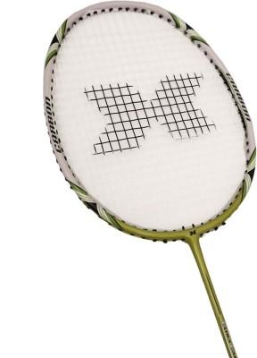 Vector X VXB 875 G3 Strung Badminton Racquet (Multicolor, Weight - 350 g)