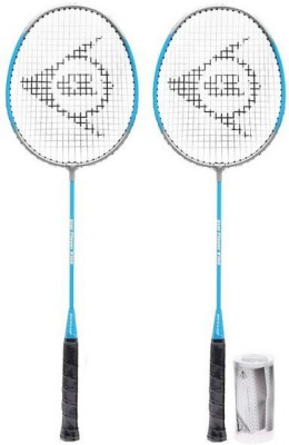 DUNLOP STAR PLAYER G1 Strung Badminton Racquet (Multicolor, Weight - 350 g)