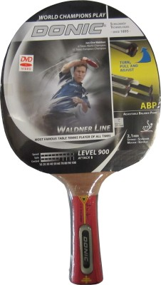 Donic Waldner 900 Table Tennis Racquet (Weight - 84 g)