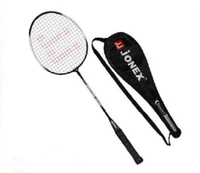 JJ JONEX FASTER Strung Badminton Racquet (Multicolor, Weight - 110 g)