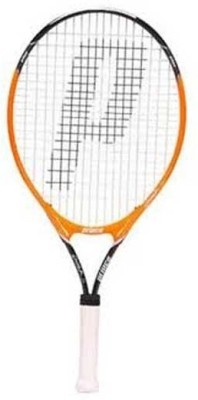 Prince Jr. Shark 23 Standard Strung Tennis Racquet (Multicolor, Weight - 312 g)