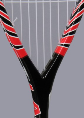 Cosco Laser CS 200 Strung Squash Racquet (Multicolor)