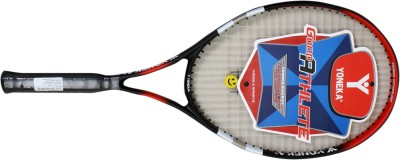 YONEKA Tennis Racket G4 Strung Tennis Racquet (Multicolor, Weight - 580 g)