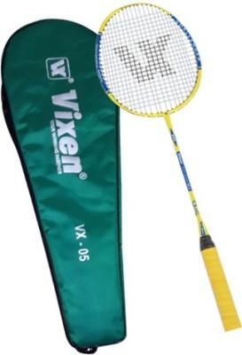 Vixen VX-5 1.25 Strung Badminton Racquet (Multicolor, Weight - 366 g)