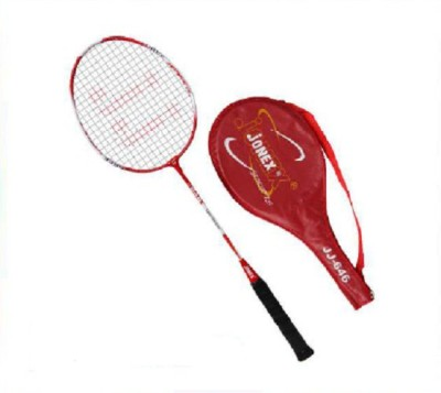 JJ JONEX 646 Strung Badminton Racquet (Multicolor, Weight - 110 g)